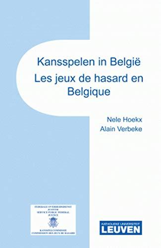 Kansspelen in belgie / les jeux de hasard en belgique verslagboek seminaries over kansspelen ...