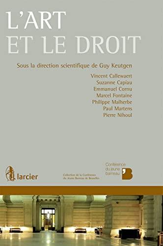 l'art et le droit: Guy Keutgen