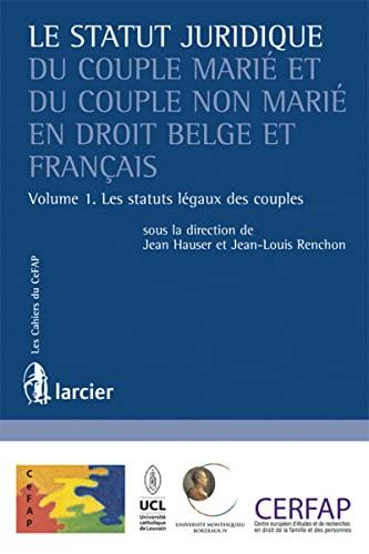 STATUT JURIDIQUE DU COUPLE MARIE ET DU C: RENCHON -T1-