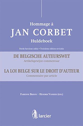 9782804452124: De belgische auteurswet. Artikelsgewijze commentaar/la loi belge sur le droit d'auteur. Commentaire