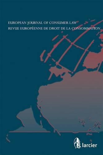 9782804459956: Revue Europeenne de Droit de la Consommation / European Journal of Consumer Law (R.E.D.C.) 2012/3