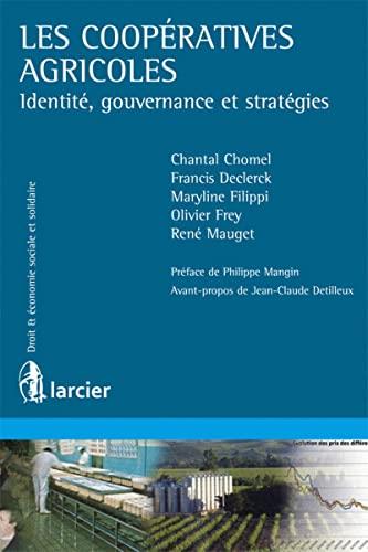 Les coopératives agricoles: Chomel Chantal