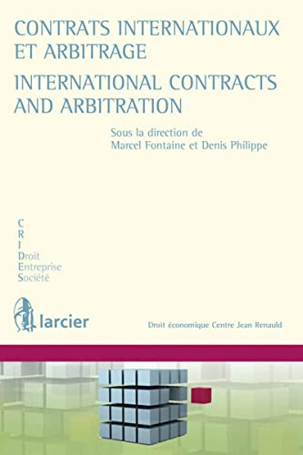 9782804468040: Contrats internationaux et arbitrage