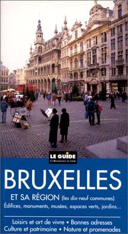 Bruxelles et sa r?gion: Auteur onbekend