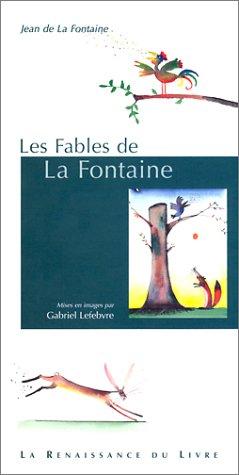 Les fables de La Fontaine: La Fontaine, Jean