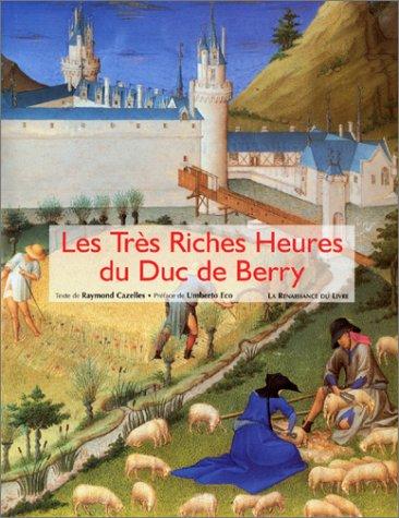 9782804605827: Les Très Riches Heures du duc de Berry