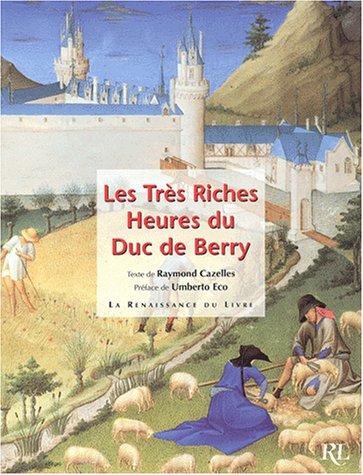 9782804607302: Les Très Riches Heures du duc de Berry
