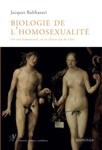9782804700379: Biologie de l'homosexualité