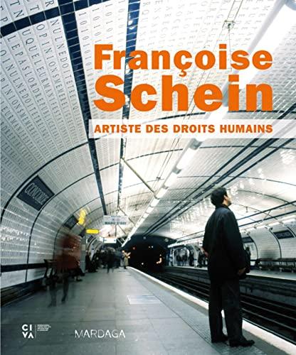 9782804701703: Françoise Schein, artiste des droits humains