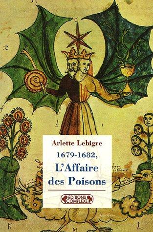 9782804800949: 1679-1682, L'Affaire des Poisons
