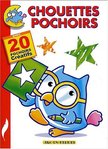 9782804900229: Chouettes pochoirs (Chouette Coll)