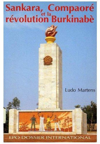 9782805900310: Sankara,Compaore et la Revolution Burkinabe