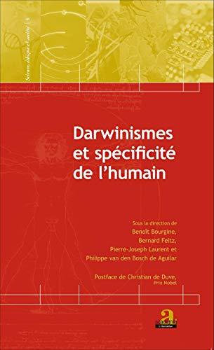 9782806100757: Darwinismes et spécificité de l'humain