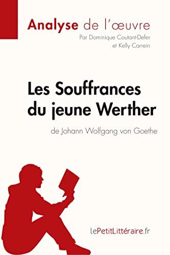 9782806252197: Les Souffrances du jeune Werther de Goethe (Fiche de lecture): Résumé Complet Et Analyse Détaillée De L'oeuvre