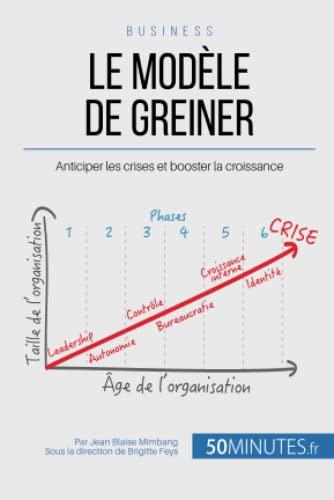 9782806262431: Le modèle de Greiner ou l'évolution des organisations: Entre crises et phases de croissance (French Edition)