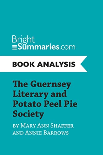 The Guernsey Literary and Potato Peel Pie: Mary Ann Shaffer,