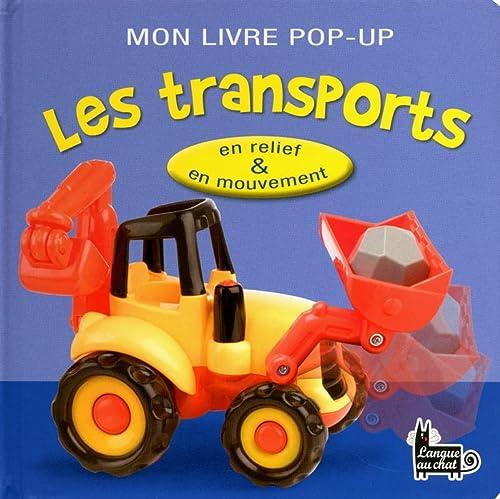 9782806302502: MON LIVRE POP-UP LES TRANSPORTS