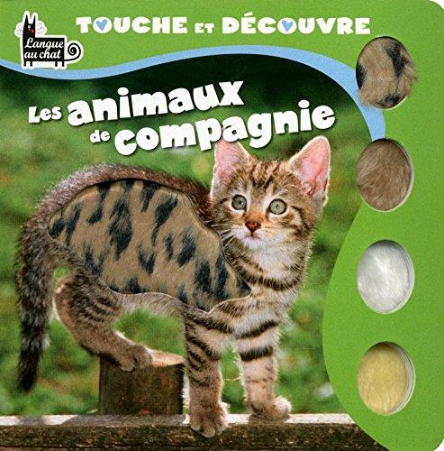 Les animaux de compagnie: Langue au chat