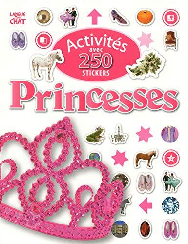 9782806303264: Activités avec 250 stickers princesses