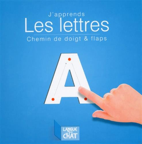 J'apprends les lettres: Marras, Anthony