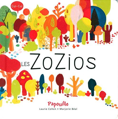 9782806306203: Les Zozios
