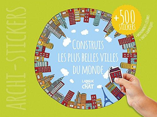 9782806306784: Archi-Stickers - Les plus belles villes du Monde