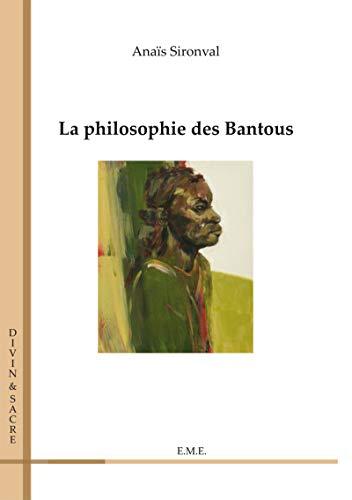 9782806610157: La philosophie des Bantous (French Edition)