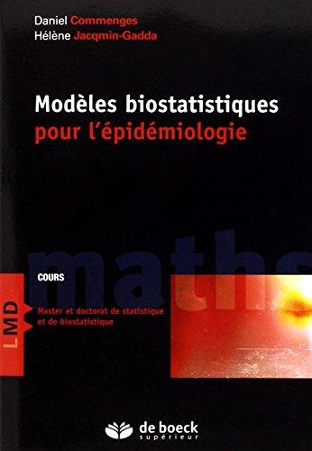 9782807300262: Mod�les biostatistiques pour l'�pid�miologie