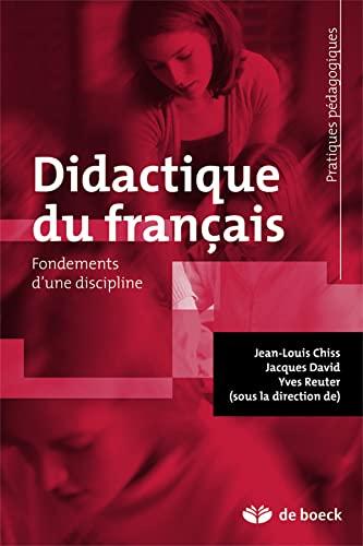 9782807300446: Didactique du français