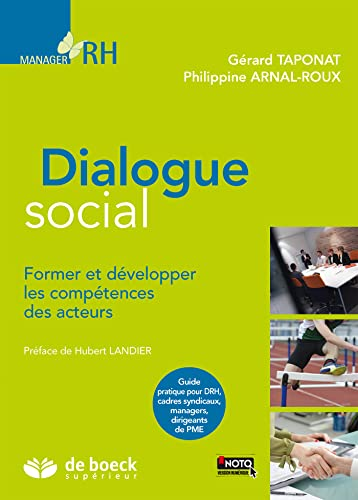9782807302266: Dialogue social