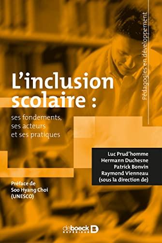 INCLUSION SCOLAIRE -L-: COLLECTIF