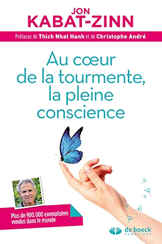 9782807305779: Au coeur de la tourmente, la pleine conscience (Cultiver la pleine conscience)
