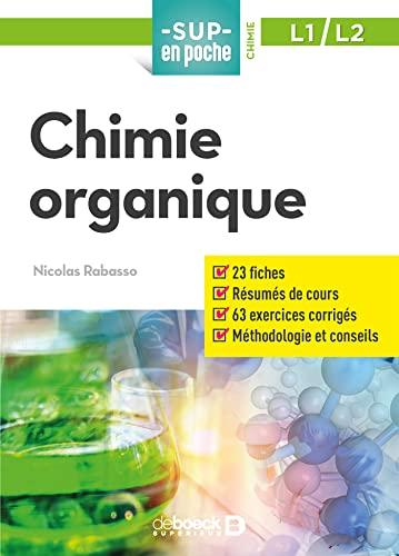 9782807314115: Chimie organique