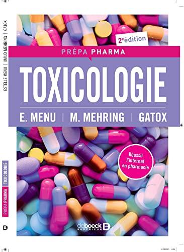 9782807320536: Toxicologie
