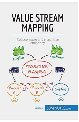 Value Stream Mapping: Reduce Waste And Maximise Efficiency: 50Minutes.Com