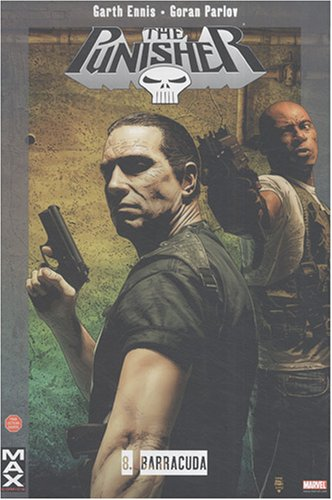 9782809400755: The Punisher, Tome 8 : Barracuda