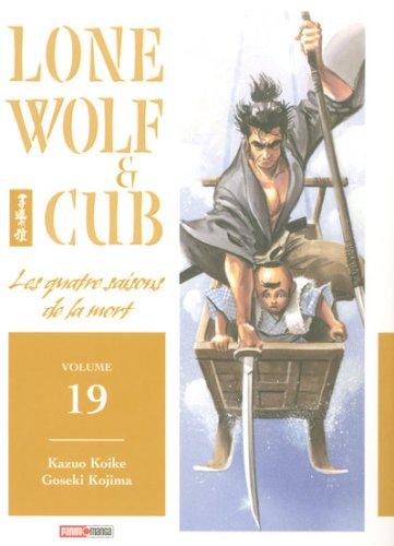 """9782809401554: """"lone wolf & cub t.19 ; les quatre saisons de la mort"""""""
