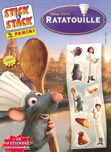 9782809402193: Ratatouille (Stick & Stack)