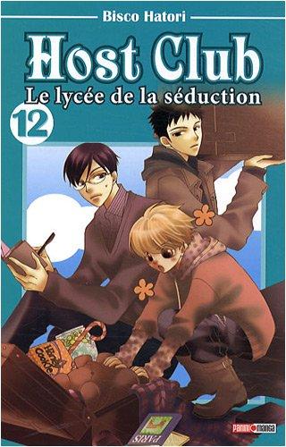 9782809403268: Host club - le lycée de la séduction Vol.12