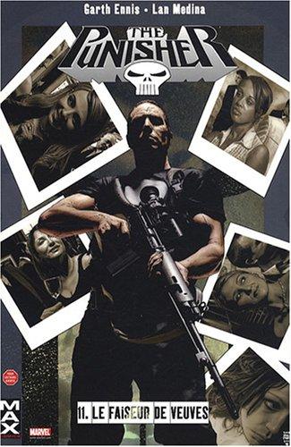 9782809403831: The Punisher, Tome 11 : Le faiseur de veuves