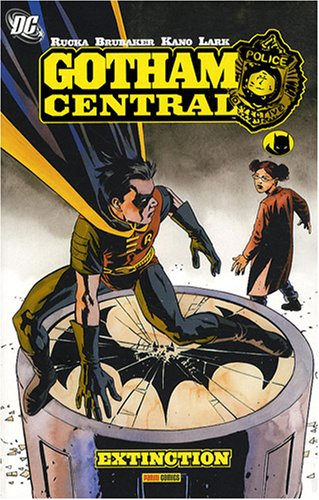 9782809403862: Gotham Central : Extinction