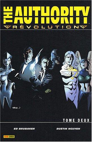 9782809403893: the authority revolution t.2