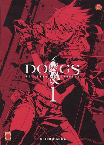 9782809403961: Dogs Bullets & Carnage, Tome 1 (French Edition)