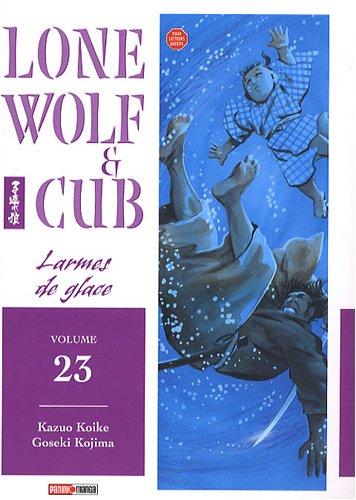 9782809405293: Lone wolf & cub Vol.23