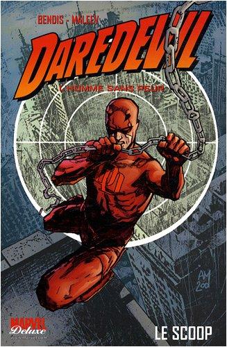 9782809405354: Daredevil, Tome 1 : Le scoop