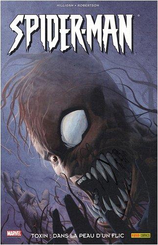 9782809405606: Spider-Man : Toxin, dans la peau d'un flic