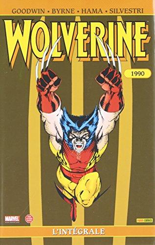 9782809405910: Wolverine, Tome 3 : L'int�grale 1990
