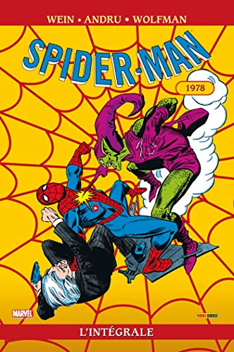 9782809406719: Spider-Man l'Int�grale, Tome 17 : 1978
