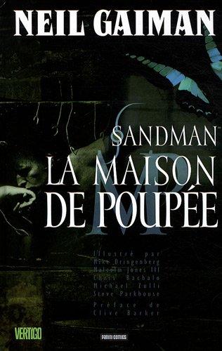 9782809406771: Sandman, Tome 2 : La maison de poup�e