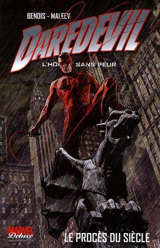 9782809406795: Daredevil, l'homme sans peur, Tome 2 : Le proc�s du si�cle